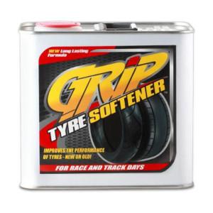 Grip traitement pneu régénerateur de gomme - bidon de 2.5 litres