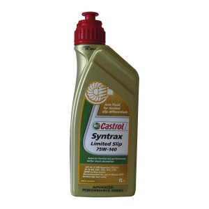 Huile Castrol Transmax LS LL 75W140 boite pont 100% Synthese - 1L