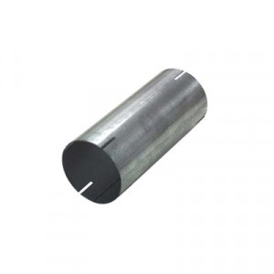 Jonction double - inox - diamètre 76.1mm