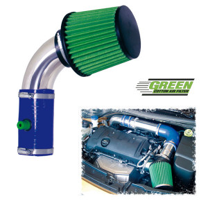 Kit admission directe Green Peugeot 206 S16 2.0L 1998>
