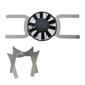 Kit de montage universel ventilateur 225mm