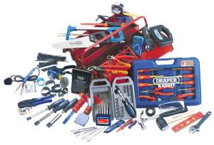 Kit outils pour Électriciens