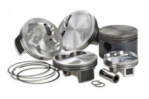 Kit pistons forgés wossner Nissan 200SX-S13 diam 83 - 1809 cm3