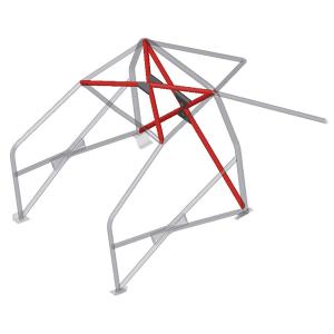 Kit renfort d'arceau - croix de toit + croix principale - Sparco