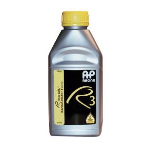 Liquide de frein AP Racing R3 (660) Dot 4 - bidon 500ml