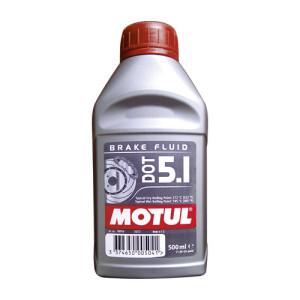 Liquide de frein Motul Dot 5.1 - bidon 500ml