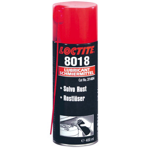 Loctite 8018 Spray super dégrippant 400 ml