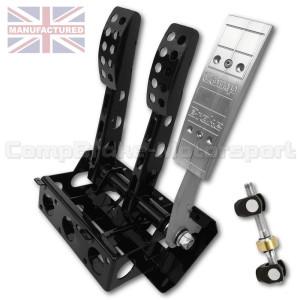Pédalier Compbrake plancher à cable 3 pédales - Subaru Impreza