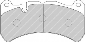 Plaquettes de frein Ferodo DS Perf SUBARU Impreza 2.0 01>Av FDS4212
