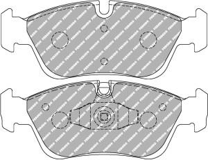 Plaquettes Ferodo DS2500 BMW 3 318d 320i AN 09-05 > AV
