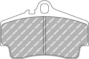 Plaquettes Ferodo DS3000 PORSCHE 911 3.4 Carrera 09-97 > 09-01 Ar
