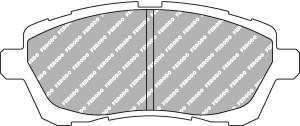 Plaquettes Ferodo DSUNO Suzuki Swift IV 1.6 01-12> Av