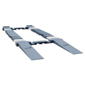 Plateforme de réglage sans plateaux pour balance 64 cm