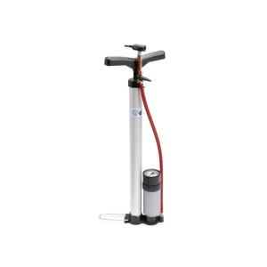 Pompe à main verticale avec manomètre