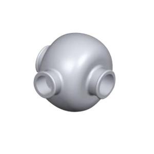 Protection Néoprène pour rotule diamètre tige 6 à 8 T° -30 à +120°C