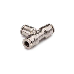 Raccord à enclenchement T 3 voies extincteur Sparco - diam 6mm