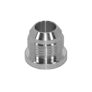 Raccord male à souder JIC 7/8x14 - base hexagonale - alu