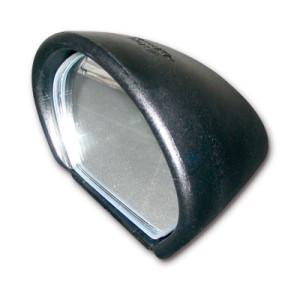Rétroviseur Vitaloni Super Turbo noir la pièce  (sans visserie)