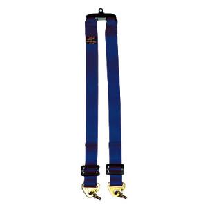 Sangle de harnais 8853 6ème Point en T Sabelt Bleu à oeillets EXP2020