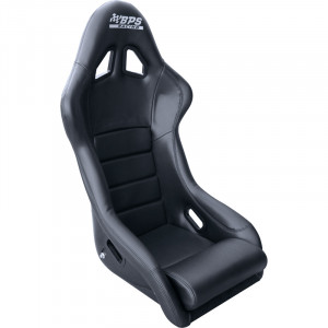 Siège baquet BPS Racing Off Road Skai Noir FIA 8855/1999