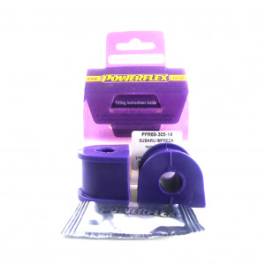 Silent bloc Subaru Impreza Turbo/WRX/STI barre antiroulis Av Diam 14mm