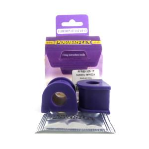 Silent bloc Subaru Impreza/WRX/STI barre antiroulis Av Diam 17mm