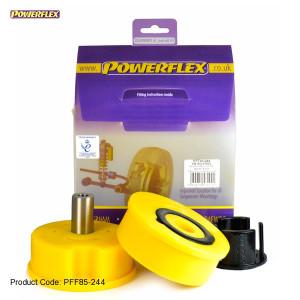 Silentbloc pour support moteur inférieur arrière - powerflex