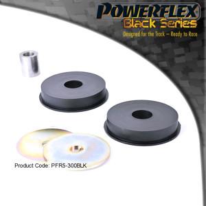 Silentbloc Powerflex de différentiel arrière bmw e30 BLK