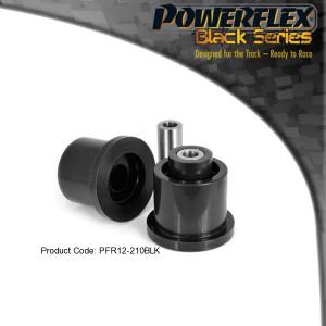 Silentbloc powerflex de train arrière Citroen C2 Black Series 2 pièces