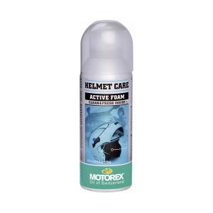 Spray Motorex Helmet Care évaporateur sueur/désinfectant casque 200ml