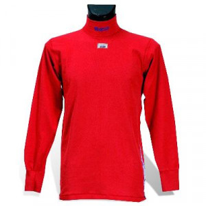 T-Shirt Sparco Soft-Touch Color manch.long FIA