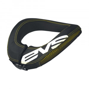 Tour de cou EVS R2 Hiviz protection cervicale karting Adulte noir
