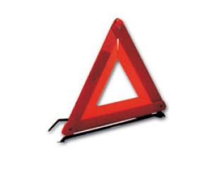 Triangle de signalisation - obligatoire - CEE