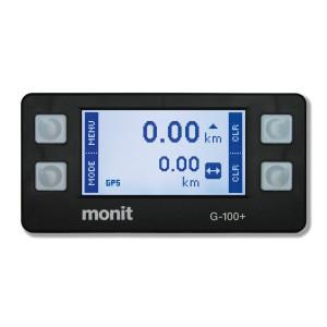 Tripmaster Monit G-100+ GPS - 116x57x20 mm