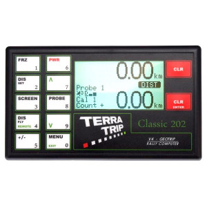 Tripmaster Terratrip 202 Classic Geotrip GPS V5
