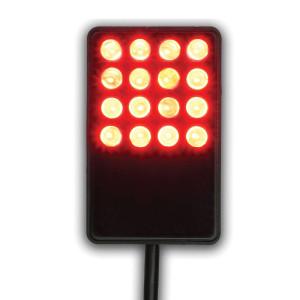 Voyant d'alerte de dépassement de vitesse pour Monit G200