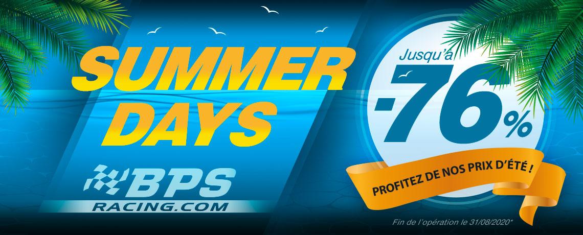 Summer days, savourez nos prix spéciaux durant tout l'été !
