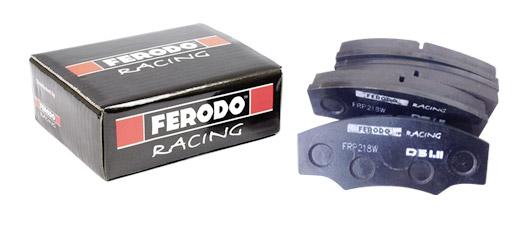 Plaquettes de frein ds1.11 ferodo racing