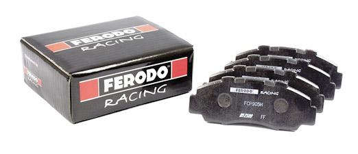 Plaquettes de frein ds 2500 ferodo racing