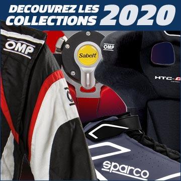 Découvrez les collections 2020