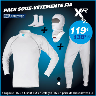 Packs sous vetements fia xr