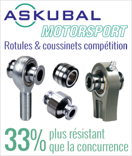Rotules et coussinets Askubal
