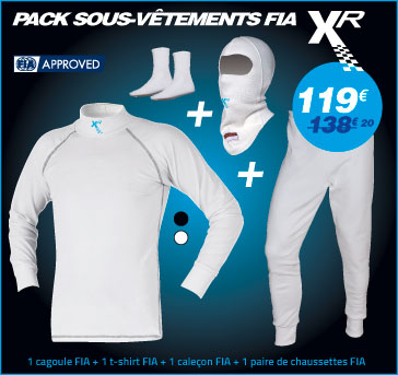 Pack sous-vetements fia